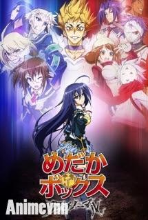 Medaka Box SS2 - Medaka Box Abnormal 2013 Poster