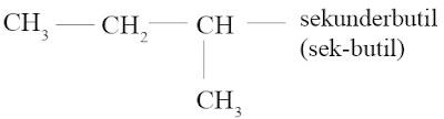 Senyawa alkana terkadang berikatan dengan unsur lain pada salah satu atau beberapa atom k Contoh Gugus Alkil Alkana, Alkena, dan Alkuna, Pengertian, Senyawa Kimia