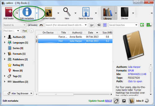 How to add a cover to an EPUB / PDF / MOBI book | eBook