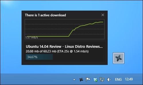 Ninja Internet Download Manager