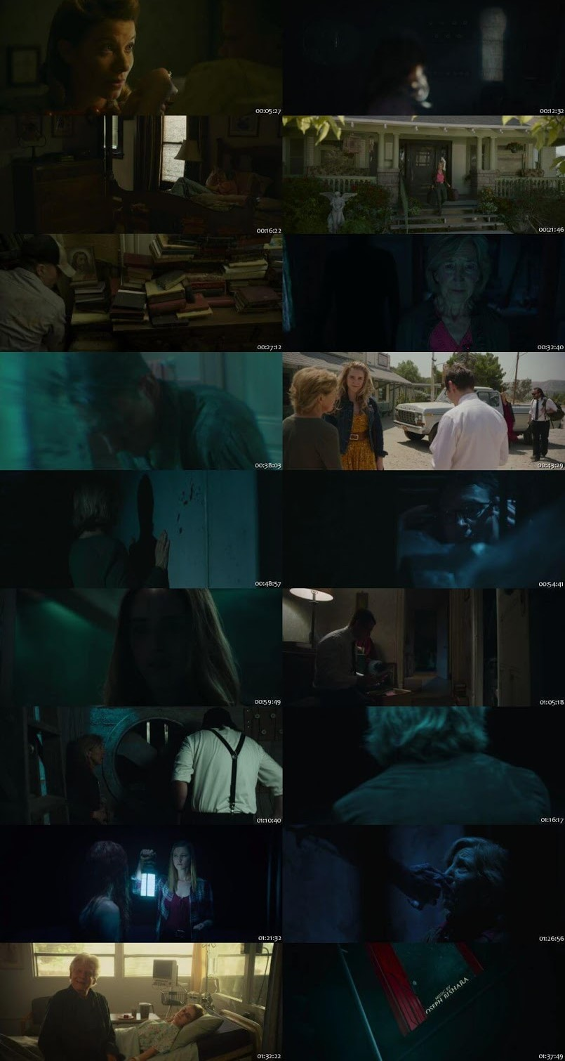 Insidious The Last Key 2018 Dual Audio 1080p Hindi - English 1.5GB BRRip