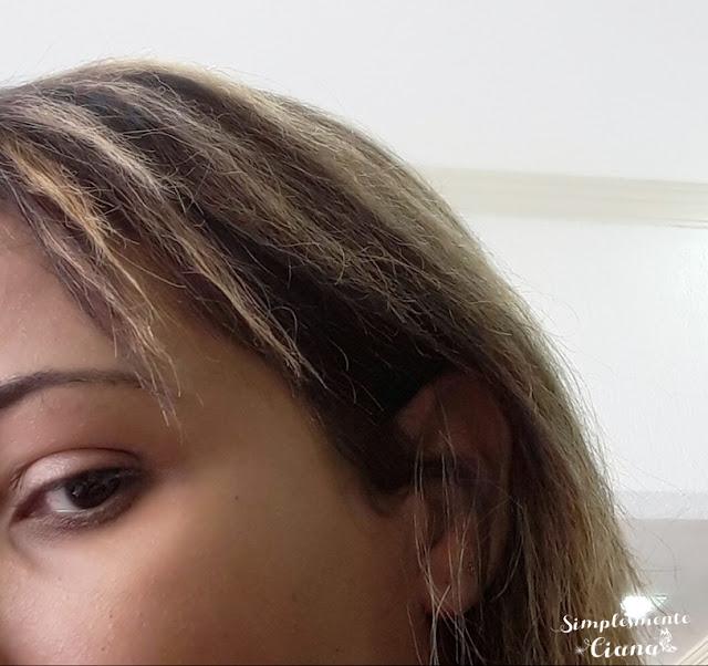 óleo de coco, cabelos quebrados, danificados, cabelo danificado