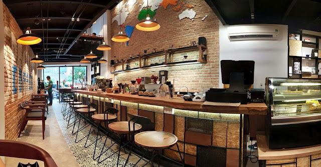 Shin Coffee cũng là nơi gặp gỡ giao lưu của các doanh nhân thành đạt