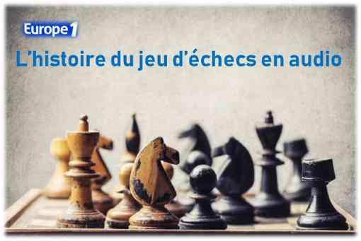 Histoire des échecs sur Europe 1