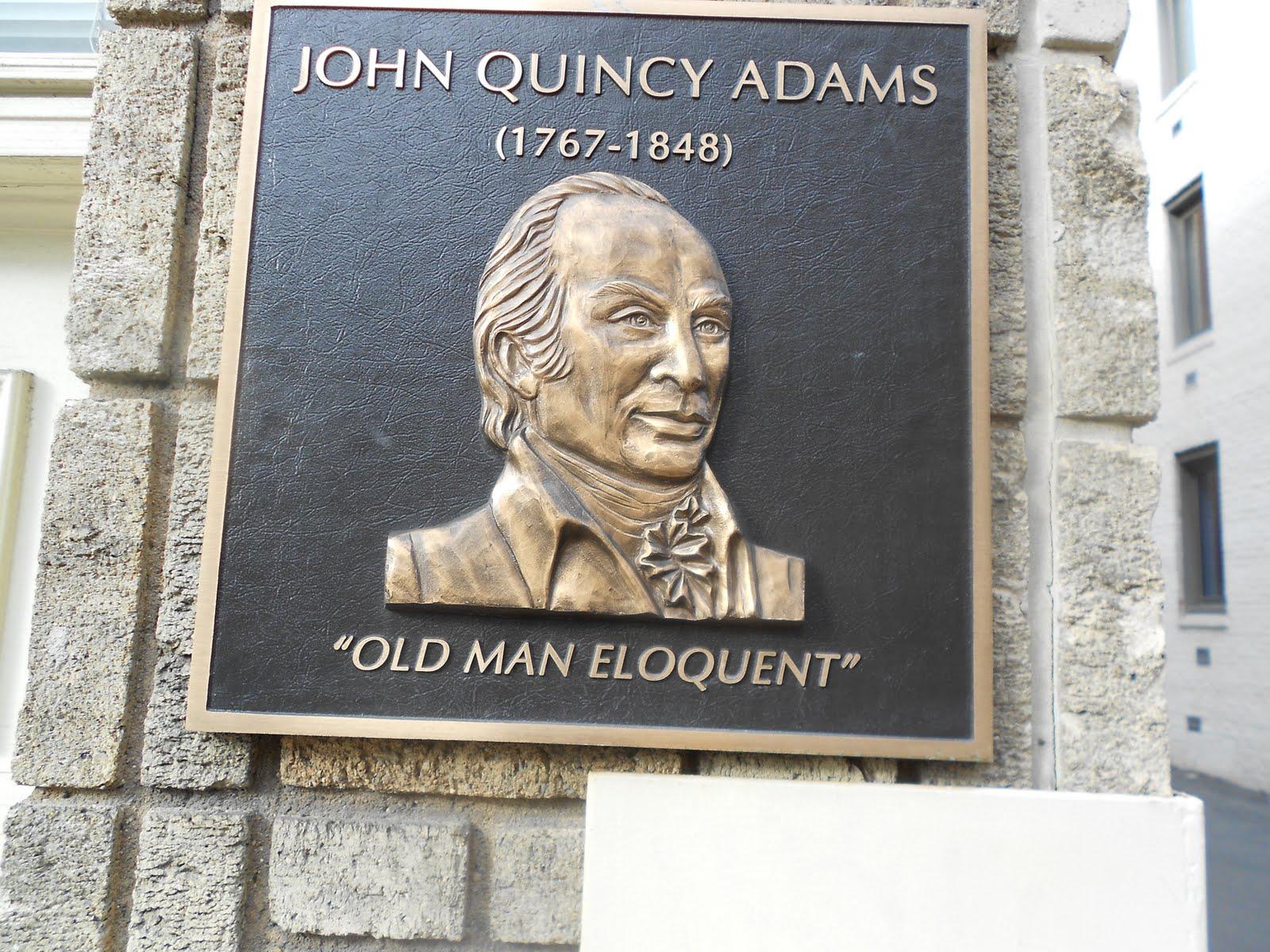 Pursuing The Presidents John Quincy Adams