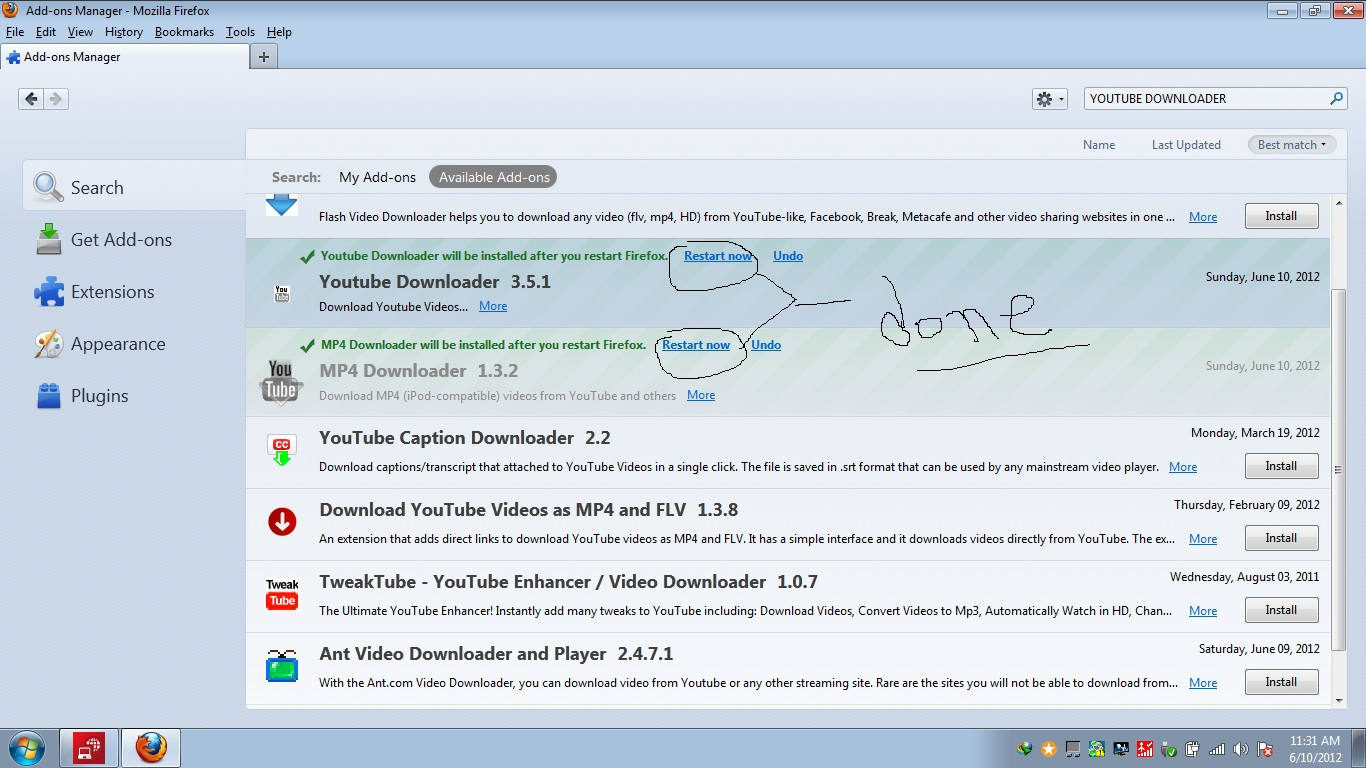 youtube feather beta download