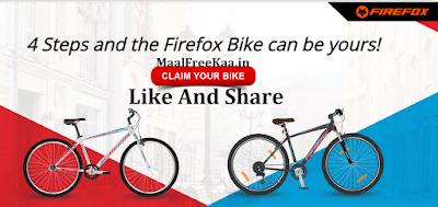 Free FireFox Bike