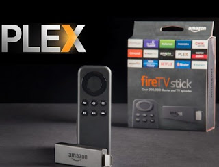 Plex su Amazon Fire TV Stick