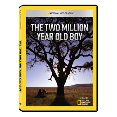 The 2 Million Year Old Boy 2011 Nat Geo Dual Audio 720p HDTV 120MB