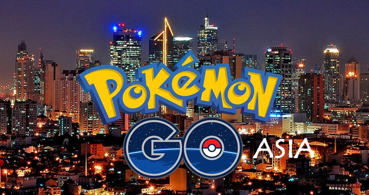 'Pokemon GO' coming to Asia in next 48 hours