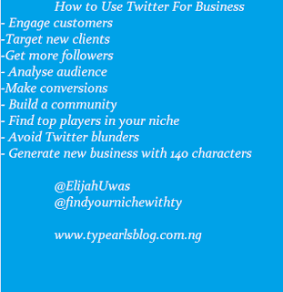 Social media guide : How to drive your Business with Twitter  and engage customers  for positive results