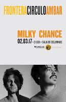 Concierto de Milky Chance en Frontera Círculo Ambar