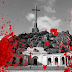 Expulsan a un profesor del Valle de los Caídos por retirar flores a Franco