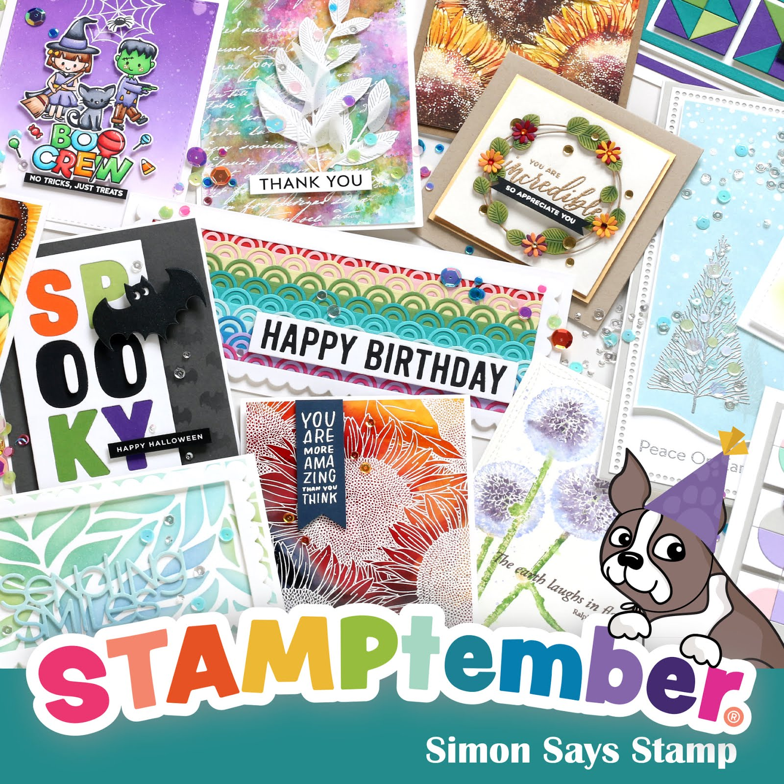 STAMPtember Collaborations