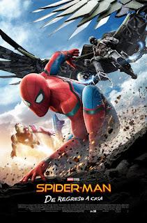 Spider-Man De Regreso a Casa Poster Español