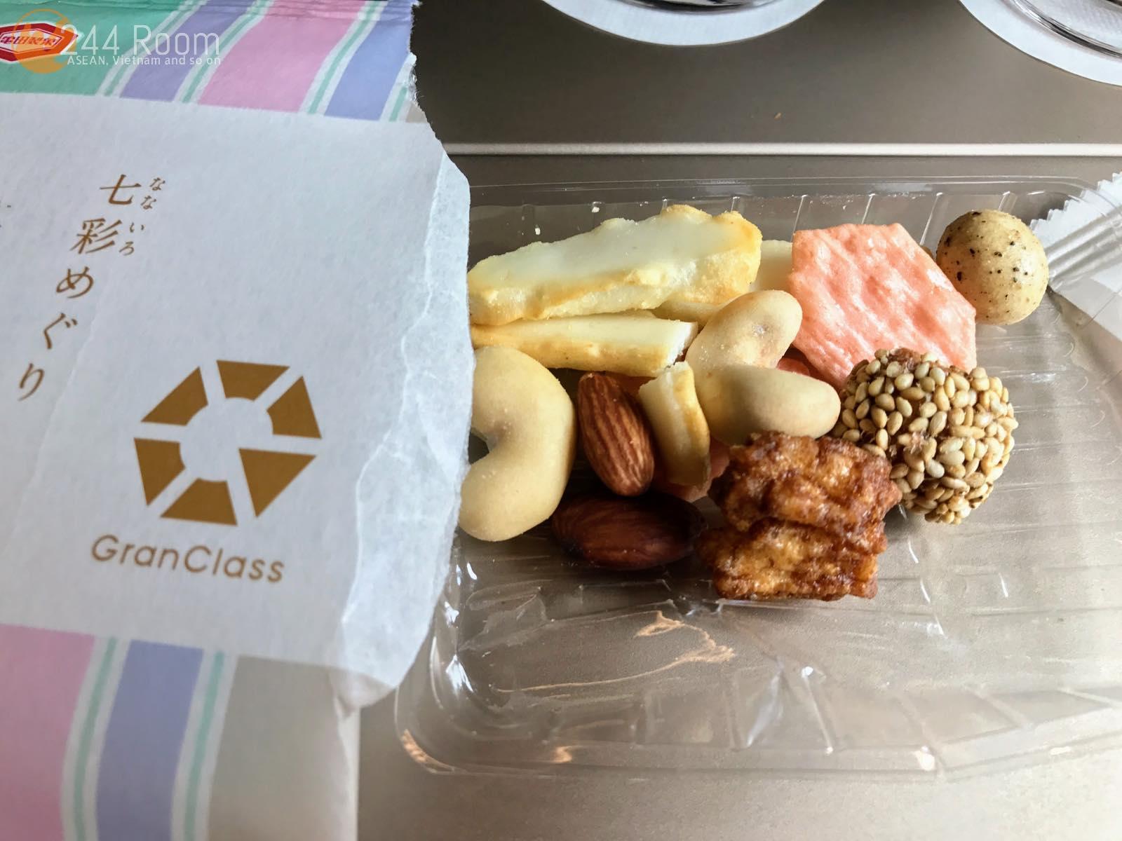グランクラスおつまみ七彩めぐり Granclass-snack