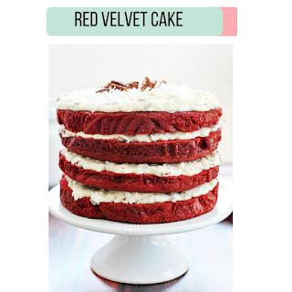 Learn baking - Red Velvet cake