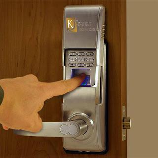 Lý do nên sử dụng khoá cửa vân tay
