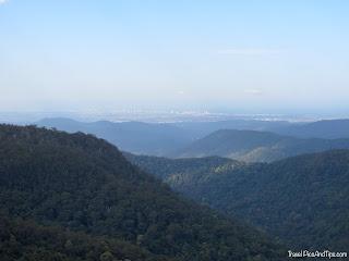 Parc National de Springbrook en Australie