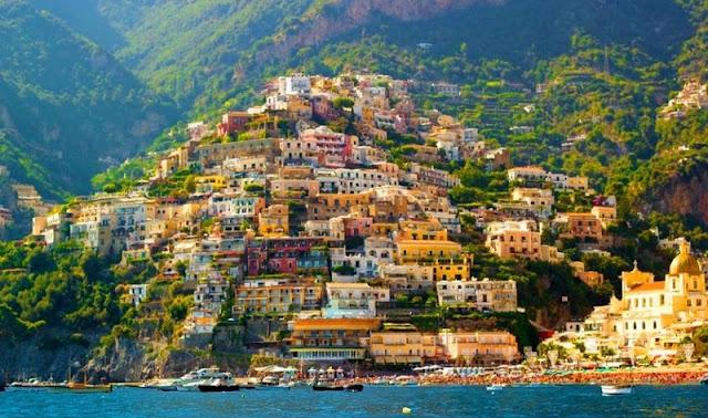Praias em Amalfi