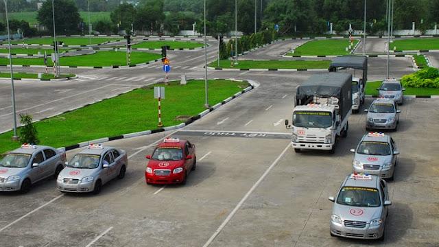 Học lái xe ô tô tại khu vực Từ Liêm