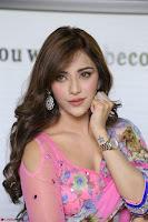 Angela Krislinzki Rogue Movie Fame Telugu Actress in Saree Backless Choli 020.JPG