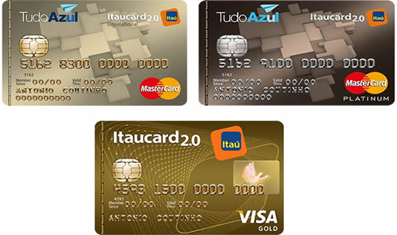 tudoazul itaucard 2.0