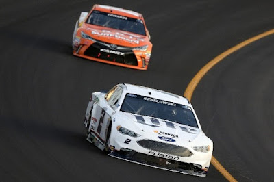 Back-2-Back, Bad Brad & Roush Yates Engines! #NASCAR