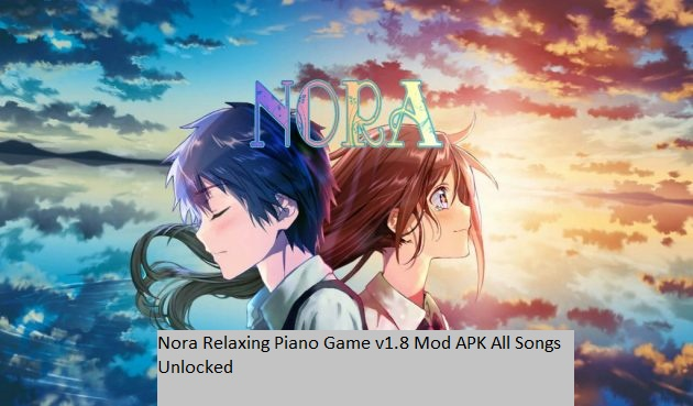 Nora Relaxing Piano Game v1.8 Mod APK All Songs Unlocked
