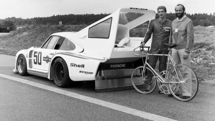 Η πιο παράξενη ιστορία της Porsche 935 Turbo