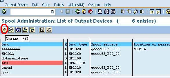 SAP BASIS SPOOL ADMINISTRATION PDF » Pauls PDF