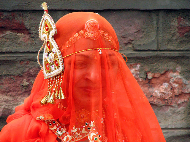 Rajput bride from Rajasthan