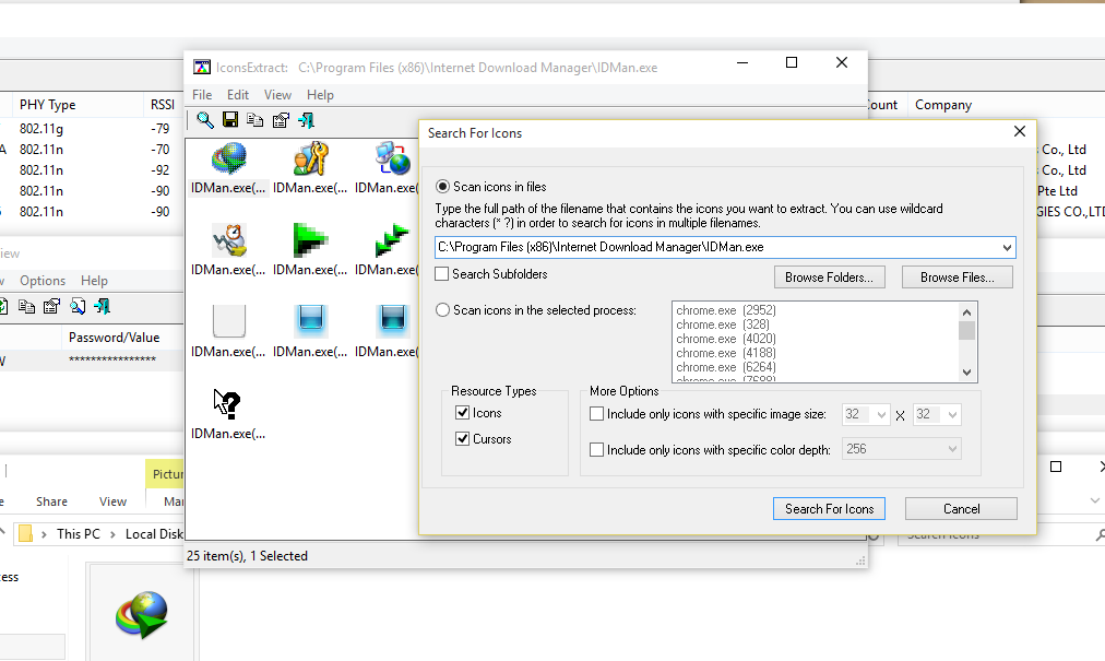 NirSoft  Providing Unique Collection of Useful Freeware