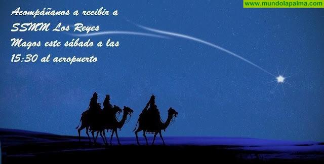 Villa de Mazo acoge la representación del Auto de Reyes Magos y la tradicional Cabalgata