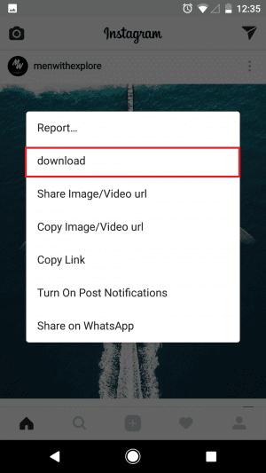 GBInstagarm download image
