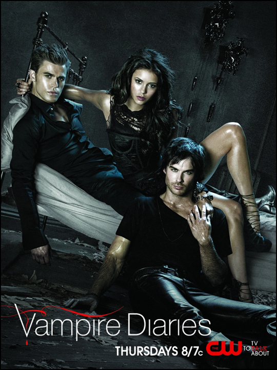 Vampire Diaries Saison 2 [Complete]