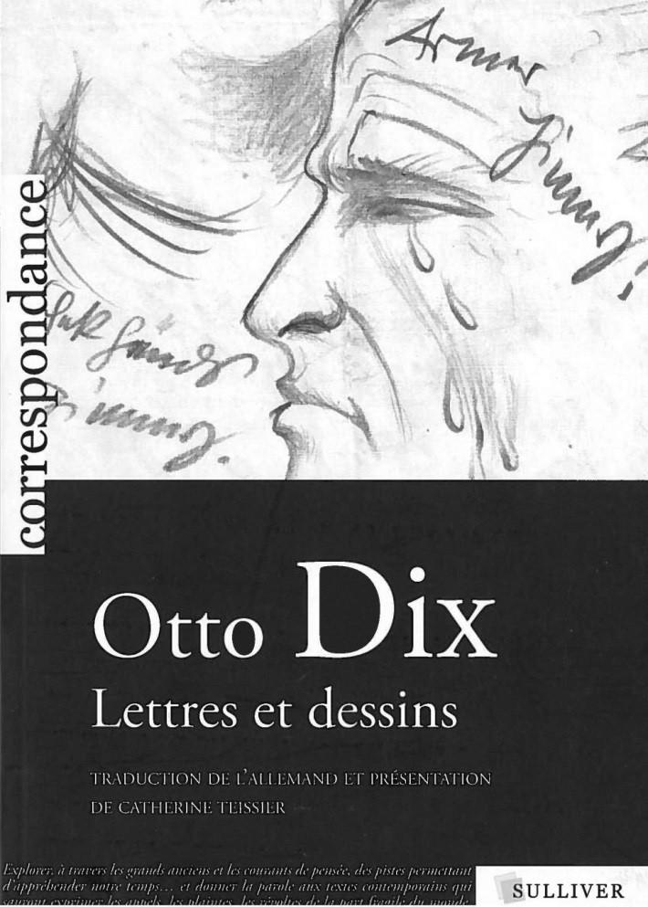 Letteratura Artistica Otto Dix Briefe Letters