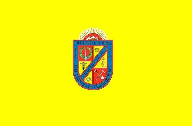 Bandera de Pasco