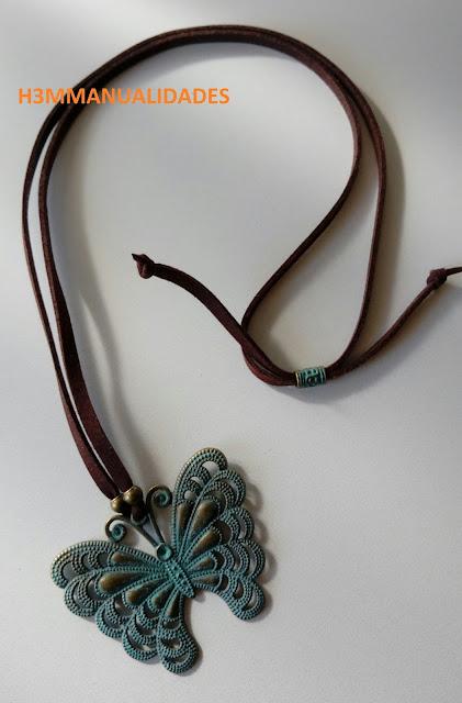 colgante-vintage-mariposa