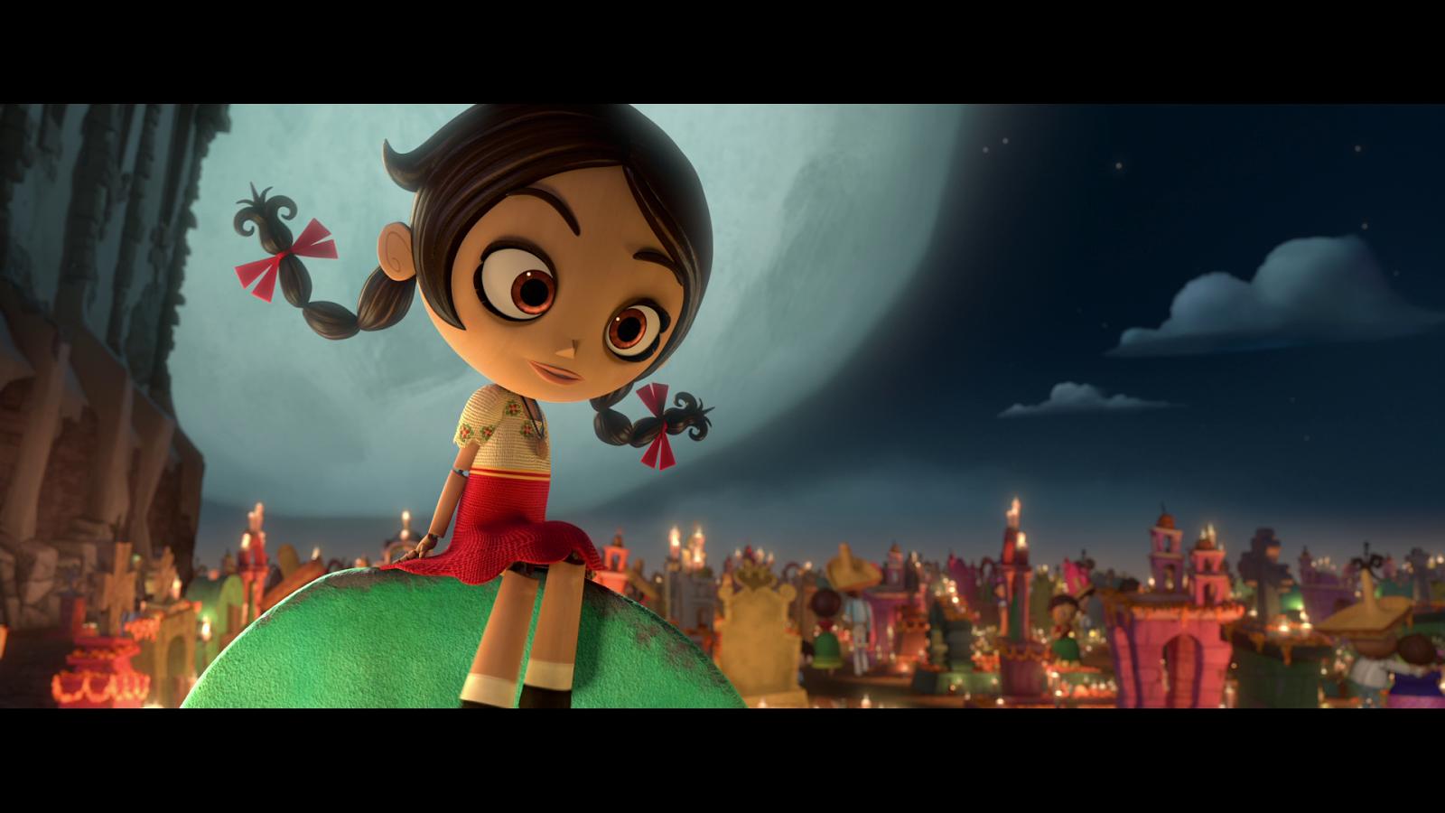 El libro De La Vida (2014) 1080p BD25 2D + 3D ESPAÑOL LATINO 3