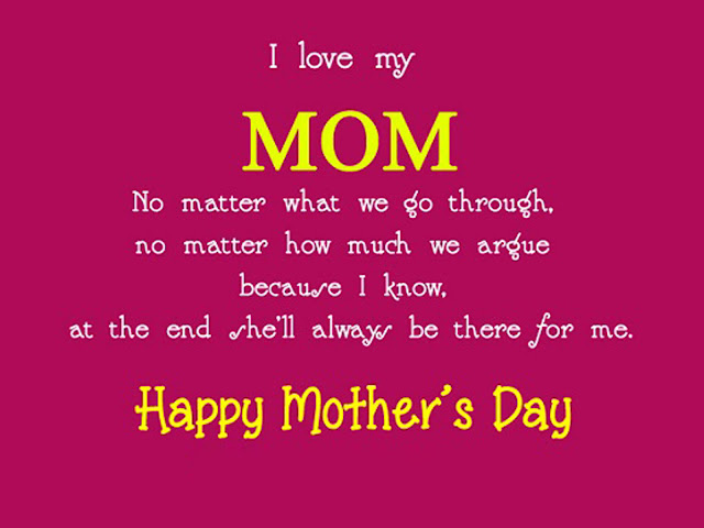 Emotional Quotations of Mother's Day Son