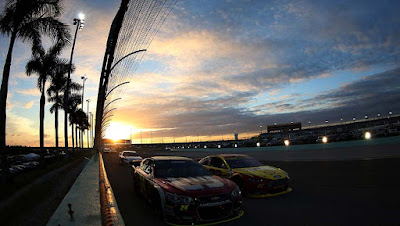 #NASCAR Tripleheader at Homestead-Miami