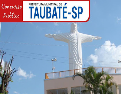 Prefeitura Municipal de Taubaté Concurso - APOSTILAS