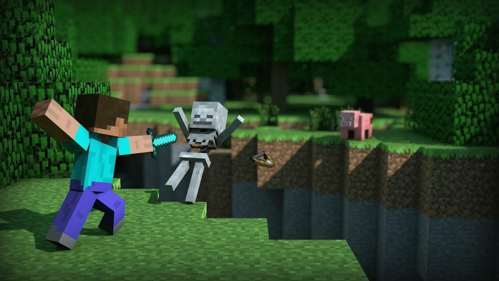 Minecraft - PC İçin Mükemmel Hayatta Kalma Oyunları