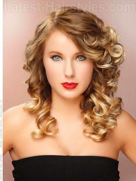 curly hairstyles prom in 2015
