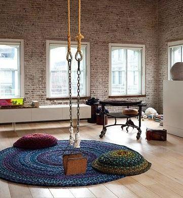 plecione dywany