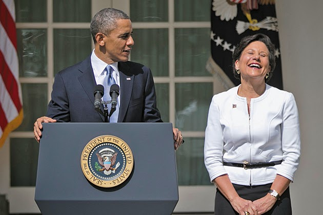 Penny S. Pritsker, Chairman, Department of Commerce, Jun. 26, 2013, White House, President Barack Obama