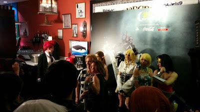 "Meet&Greet con cosplayers ""Día del Orgullo Friki"""