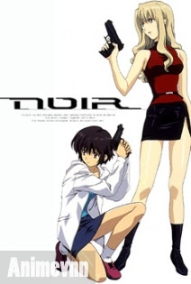 Noir - Anime Noir 2001 Poster