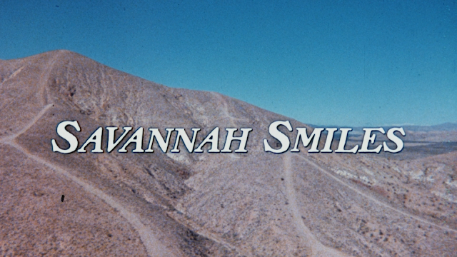 Savannah Smiles title card